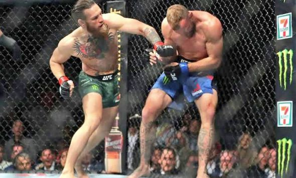 Conor McGregor vs. Donald Cerrone