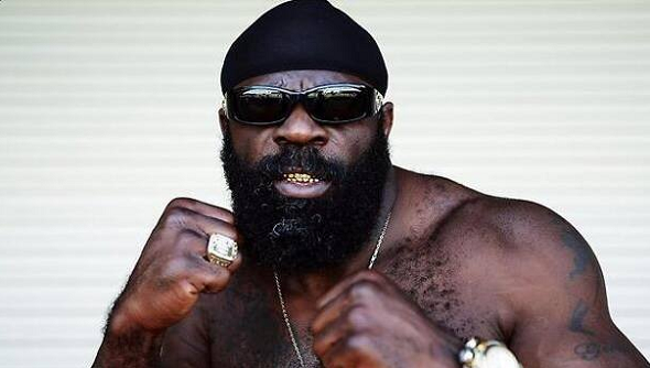 Kimbo Slice Street Fighter