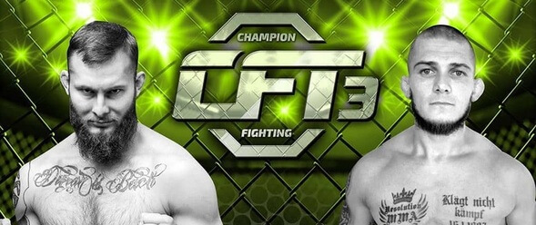 Champion Fight 3